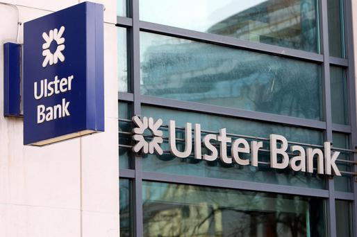 It's understood the Northern Ireland operation of Ulster Bank would have been hived off and brought closer to the rest of the UK operations in the event of a merger of Permanent TSB
