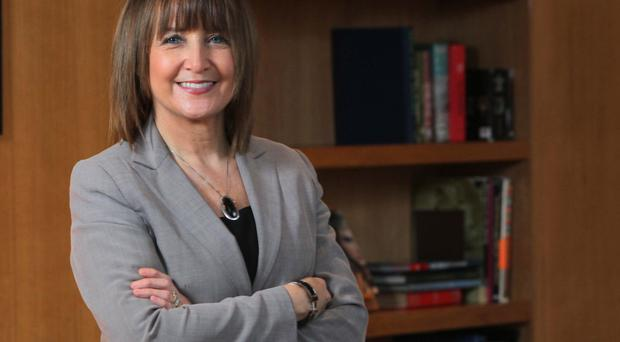 Ann McGregor, chief executive of the Northern Ireland Chamber of Commerce and Industry