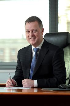 Declan Moore is operations director at the Progressive Building Society