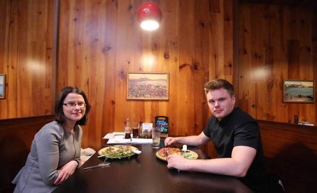 Margaret Canning meets up with Luke Wolsey at one of his six Little Wing restaurants