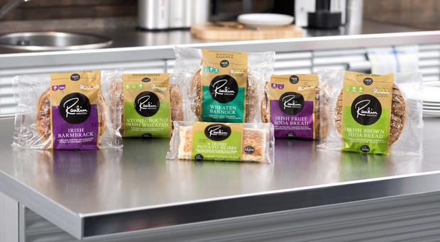 Rankin's range includes brown soda bread and barmbrack