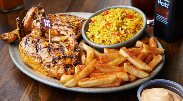 Nandos Meals Can Be Higher In Calories And Sugar Than Kfc
