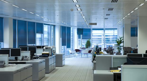 Uncertainty over corporation tax has affected demand for letting office space