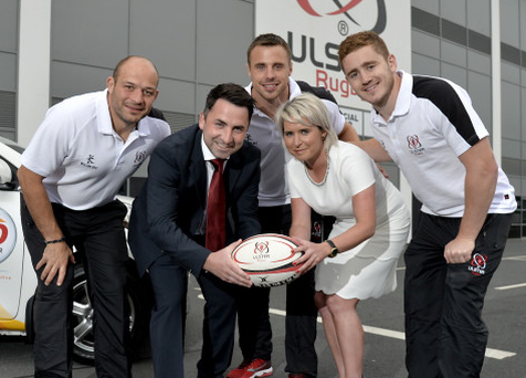 Ulster rugby has new supporters