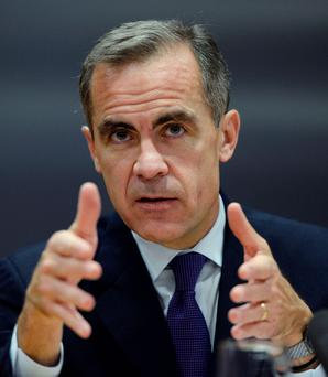 Bank Governor: Mark Carney
