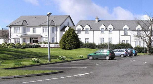 The former Highways Hotel outside Larne has attracted interest after being put on the market again