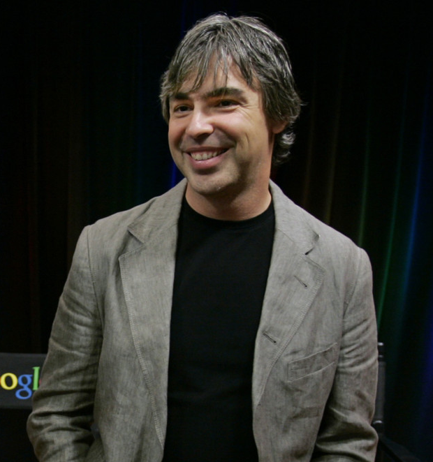 Changes: Larry Page