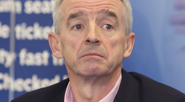 Fare deals: Michael O'Leary