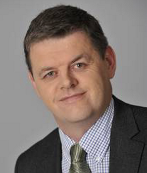 Independent News and Media chief executive Robert Pitt.