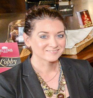 Bridgene McKeever, sales and marketing director of hotel chain McKeever Group