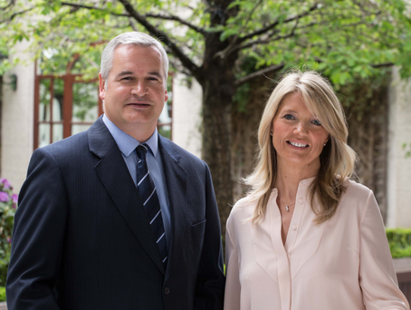 Kestrel Foods directors Michael and Lorraine Hall