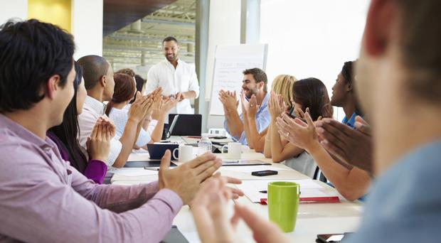 Inspirational bosses can make a huge difference in the workplace
