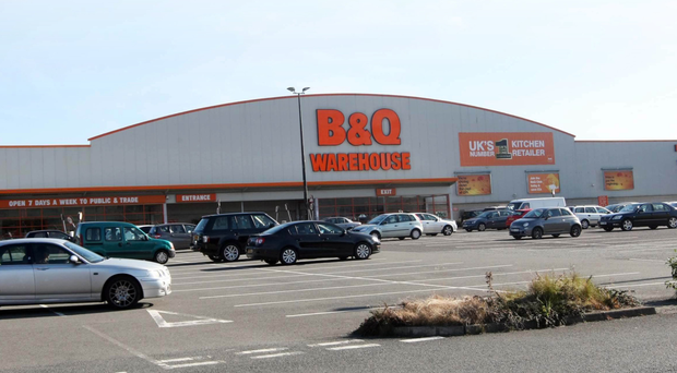 B&Q on Belfast's Boucher Road is one of five stores in Northern Ireland to close