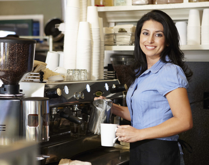 Baristas at GB Costas will be paid £7.40 an hour from AprilCosta
