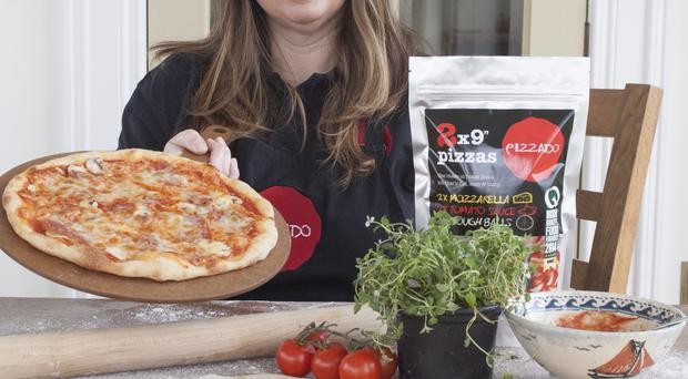 Karen Boyd is the owner of pre-made pizza dough company, Pizzado