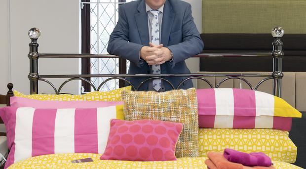 S.D. Kells managing director Ian Kells puts the chain's success down to customer care and attention to detail