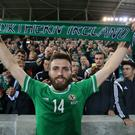 Northern Ireland qualified for Euro 2016 and the major world markets finished the week positively