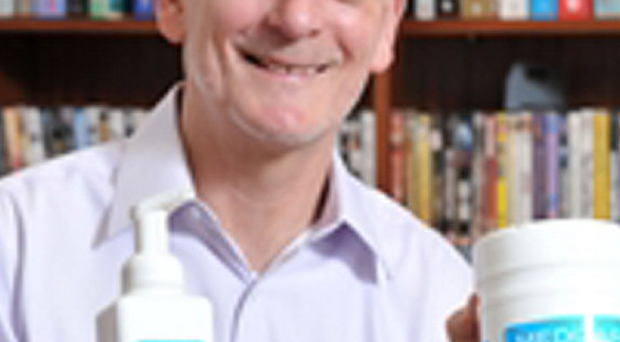 Medizar's managing director Jeffrey Prince