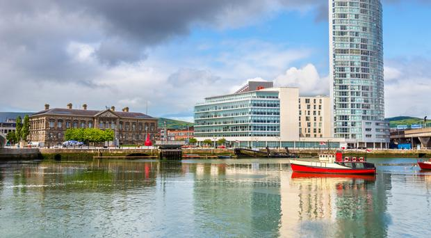 Belfast is a hub for technology start-ups