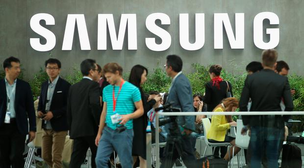 Samsung said it made US$6.4bn (£4.1bn) in operating profit in this quarter