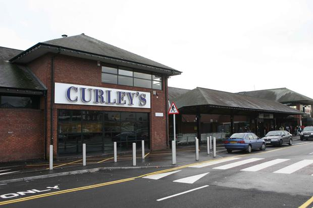 One of the Curley's stores that will be taken over by rival WineFlair