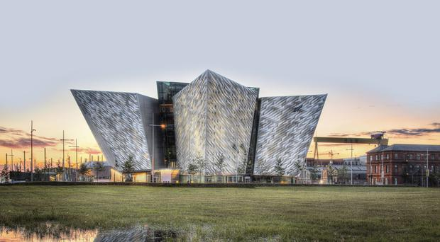 Visitor numbers to Northern Ireland have soared by 9% to 4.55 million, Stormont has revealed