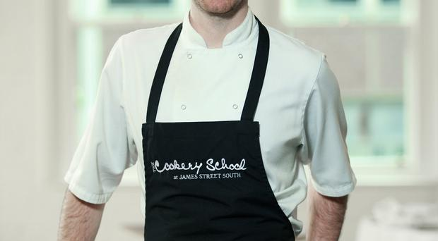 David Gillmore is head chef at James Street South