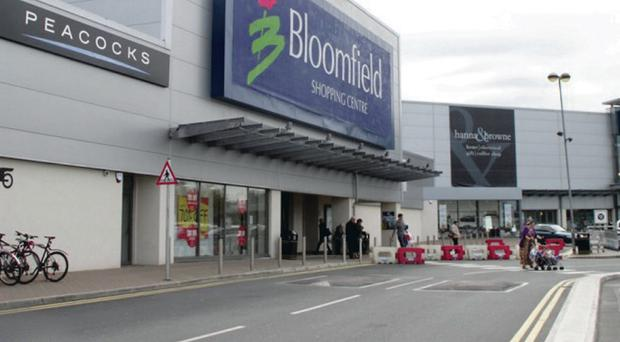 Bloomfield Shopping Centre has been sold for close to its £54m asking price