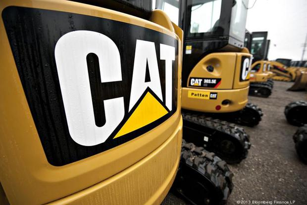 Caterpillar, one of Northern Ireland's biggest employers