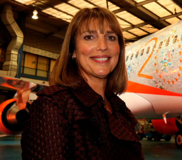 Airline boss: Carolyn McCall