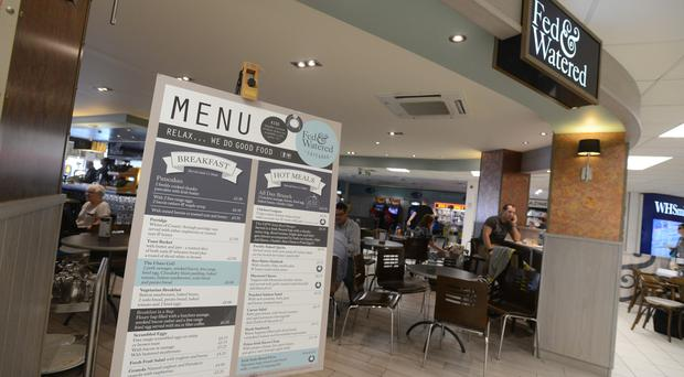 Mount Charles is keen to expand its Fed & Watered cafe chain