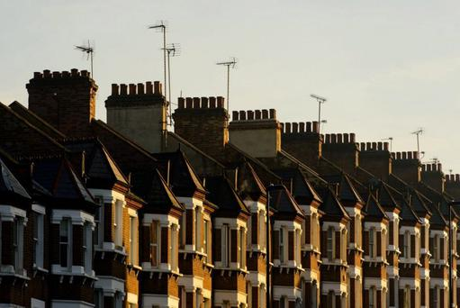 The average weekly rent in the private sector here is £92