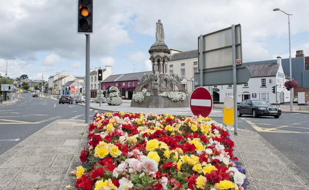 Banbridge town centre is said to have suffered with the opening of out-of-town businesses