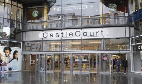 Contract win: CastleCourt