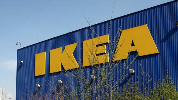 On the up: Ikea's UK sales rose 11.3 per cent