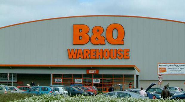 B&Q's Boucher Road store