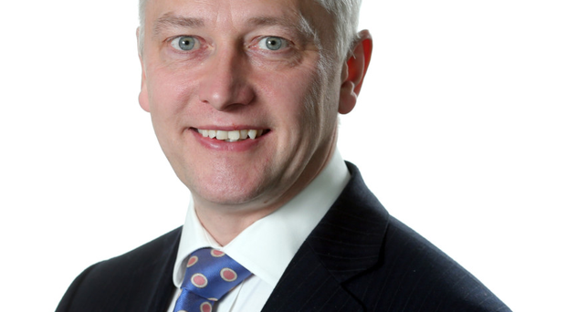 Alan Taylor is managing partner at law firm Arthur Cox