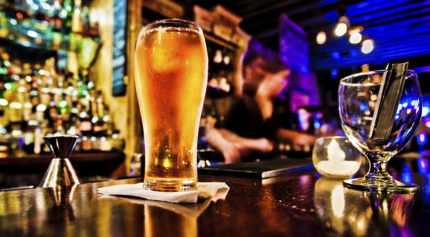 The levy can affect prices of drink in pubs