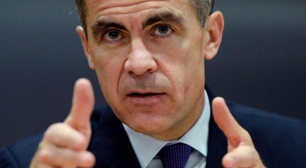 The Bank of England's Mark Carney