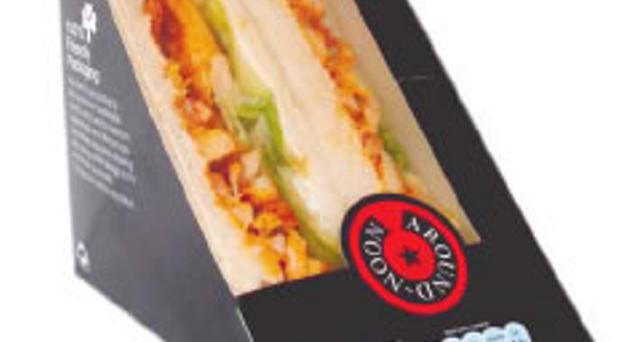 Co Down sandwich firm boosts sales by 40%