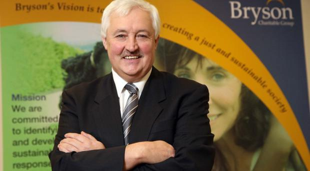 John McMullan of Bryson Charitable Group