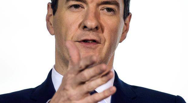 Warning: George Osborne