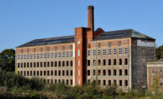The 19th century Gilford Mill