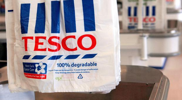 Tesco said the figures were evidence its fightback was on track