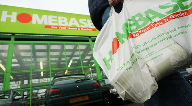 Home Retail Group is selling DIY chain Homebase