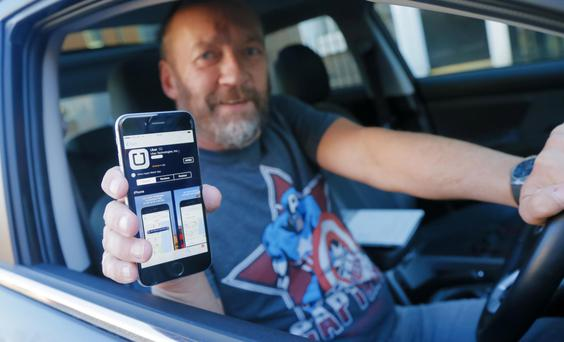 Uber drivers are fully licenced and work as partners with the firm