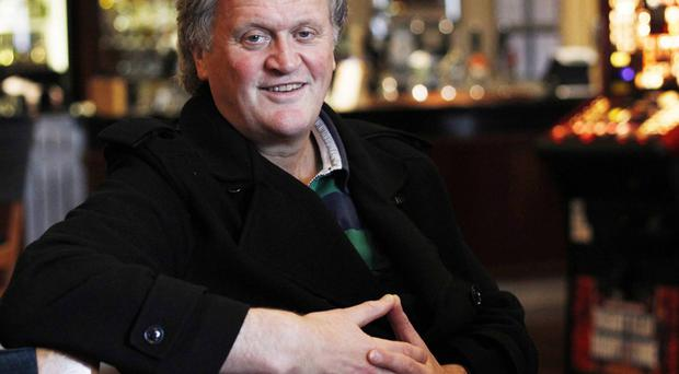 Tim Martin, the Belfast-born founder of the Wetherspoon pub chain