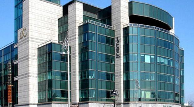 The International Financial Services Centre in Dublin