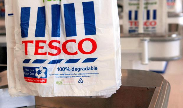 It seems to be swings and roundabouts for the top executives at Tesco these days