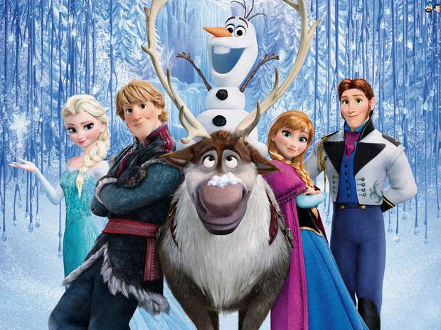 Elsa and the gang will be on the Broadway stage in 2018.
